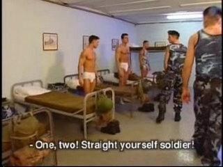 military dick